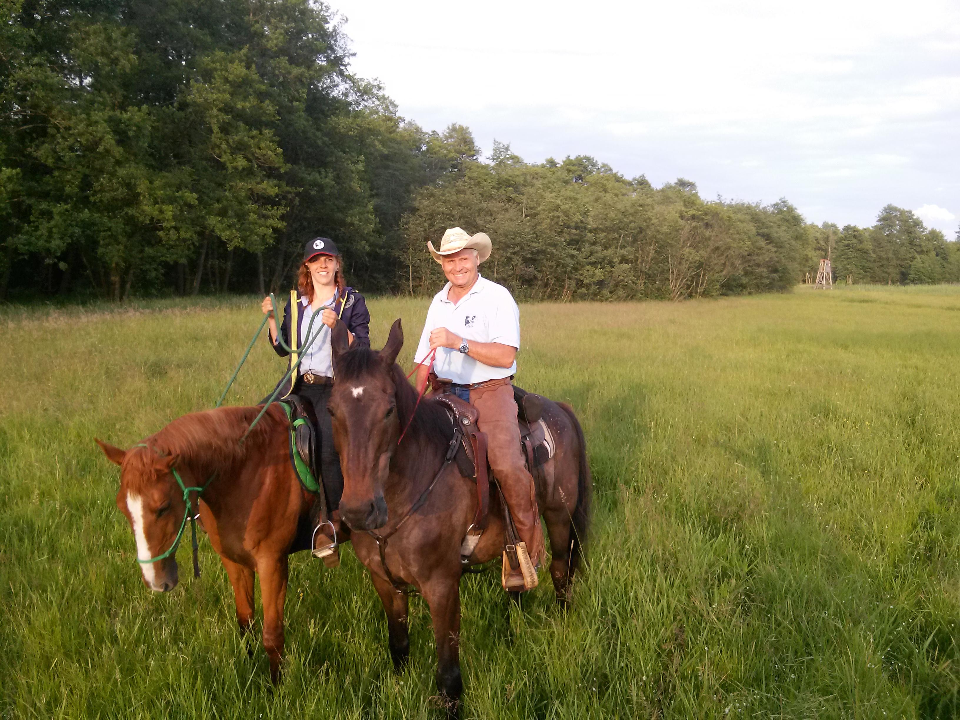 pszewuz koni lubuskie